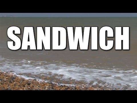Sandwich Bay - Beach Fishing Marks, South East Coast, England, Britain