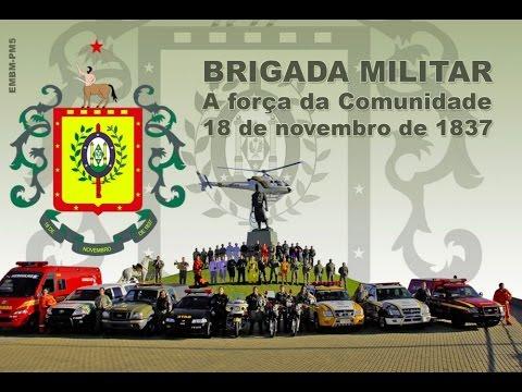 Brigada militar frente a aplicabilidade dos direitos humanos