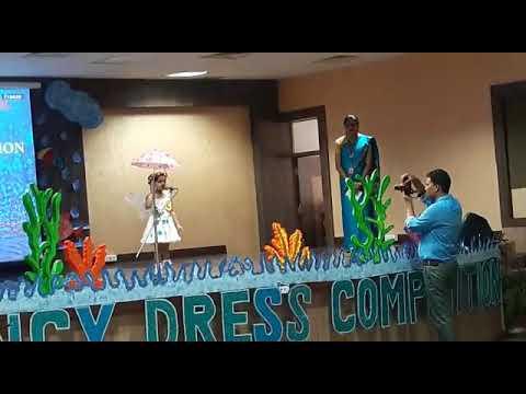 Fancy Dress Competition  Sagar public school gandhi nagar Bhopal