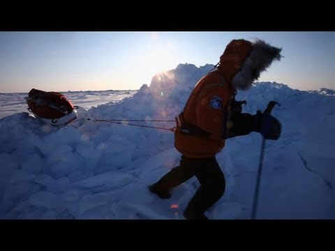Into the Cold: A Filmmaker's Trek to the Top of the World