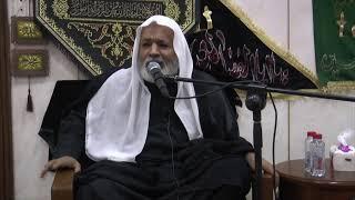 مجلس استشهاد الإمام السجاد ليلة 25 محرم 1442   الشيخ عبدالله السمين