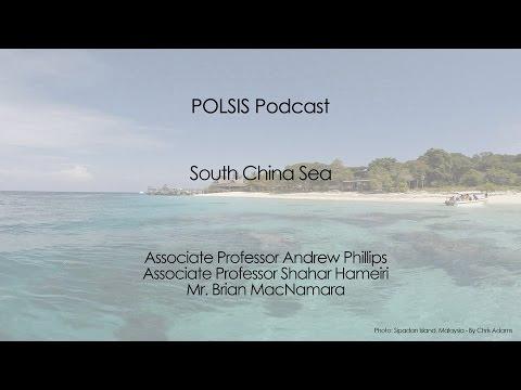 POLSIS Podcast - South China Sea