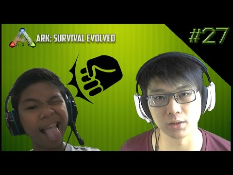 Jevon Berisik!! - Ark Survival Evolved Indonesia - Part 27