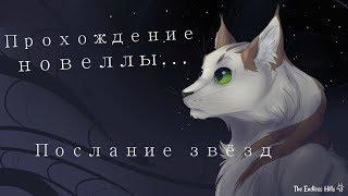 СОБИРАЕМ СМЕРТЬ-ЯГОДЫ [Прохождение новеллы Послание Звёзд #1]