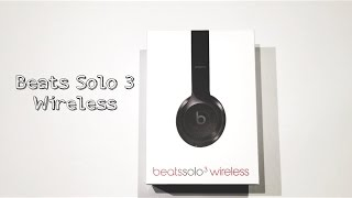 Video Beats Solo 3 Wireless - Unboxing ITA download MP3, 3GP, MP4, WEBM, AVI, FLV Juli 2018