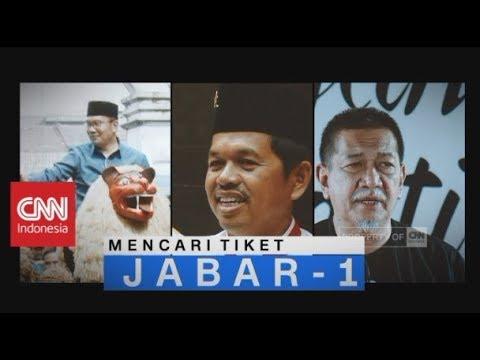Special Program - Berebut Suara di Pilkada Jabar; Mencari Tiket Jabar 1