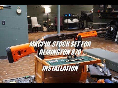 Repeat Mesa Tactical Telescoping Hydraulic Recoil Stock Kit