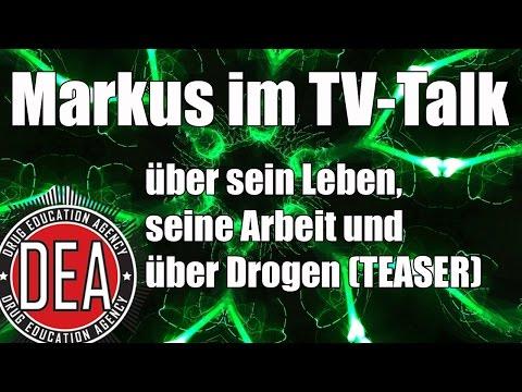 Markus Berger im TV-Talk (TEASER)