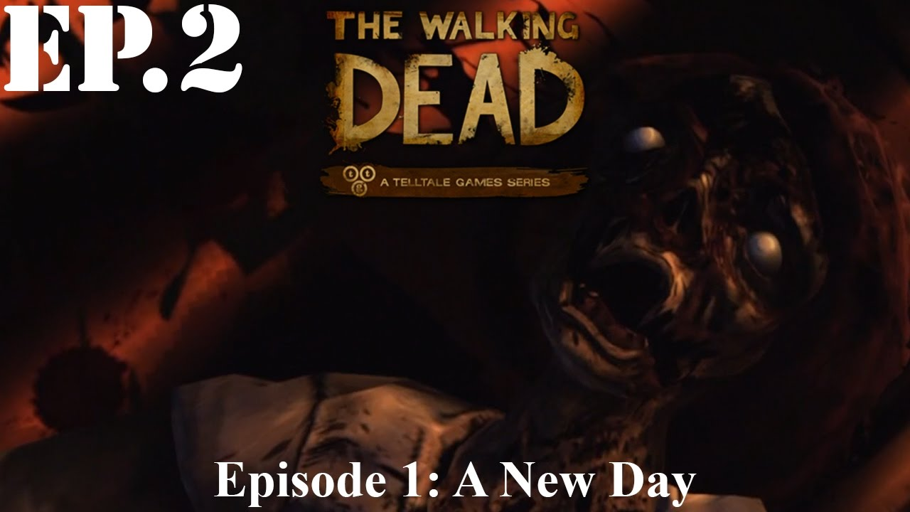 Download The Walking Dead: Season 1 - Episode 1: A New Day Let's Play | Part 2 | Hammer Time