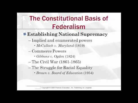 APG 3 2 History of Federalism
