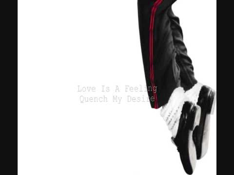Michael Jackson - Give in to me Lyrics [HD]