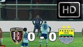 PERSIB BANDUNG GAGAL MENANG ...AKIBAT  PENALTI Ezechiel N'Douassel VS BALI UNITED FC
