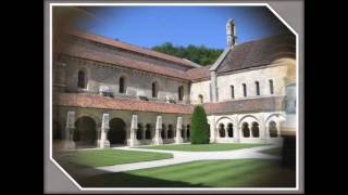 Abbaye de Fontenay  bourgogne.wmv