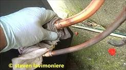 3 1/2 ton heatpump / air handler replacement