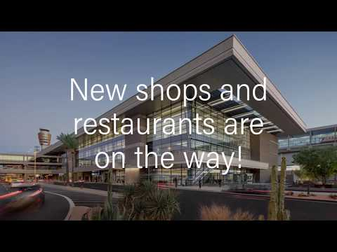 New Shops and Restaurants coming to Terminal 3