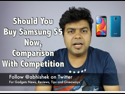 Hindi | Should You Buy Samsung S5 At Reduced Prices | Gadgets To Use