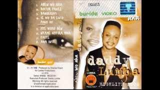 DADDY LUMBA (Aben Wo Aha - 1998)  B04- Ama (inst.)