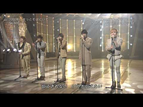 SHINee - 1000 years, Always By Your Side 13-01-20 [LIVE HD]