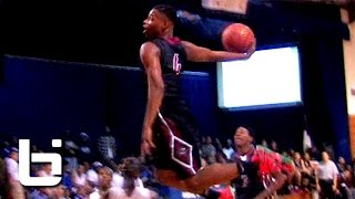 #1 Point Guard Dennis Smith Jr CRAZY Junior Season Mixtape!