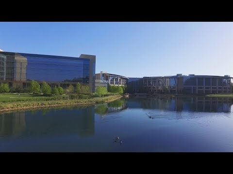 Take A Drone Tour Of Lowe's Corporate Campus