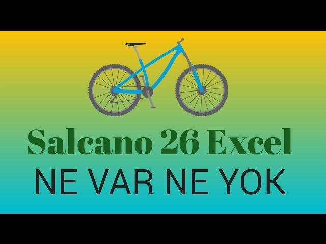 Salcano 26 Excel