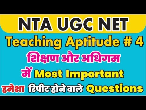 Aptitude notes teaching and pdf research