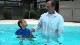 Baptism of 2 Boys