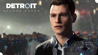DETROIT BECOME HUMAN #21 - O FINAL!!! (Gameplay em Português PT BR no PS4 Pro)
