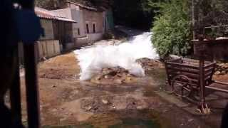 Universal Studios Hollywood Studio Tour! Flash Flood Thumbnail