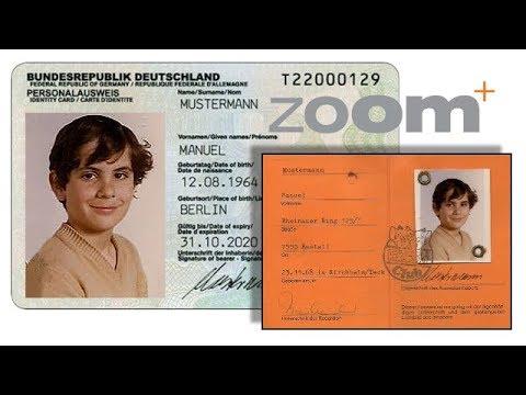 ZDF Zoom: Unter falschem Namen Doku D 2017