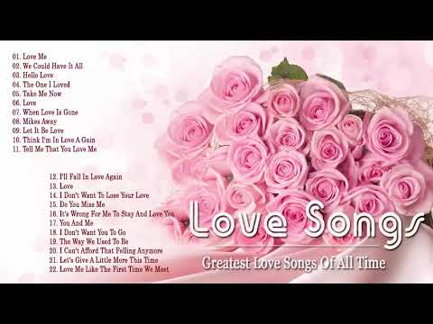 Mellow Falling In Love Songs Collection 2019 - Most Beautiful Love  Of All Time
