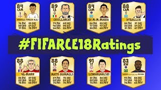 🎮FIFA 18 PARODY Ratings Reveal🎮Ft Ronaldo, Griezmann, Alli, Muller