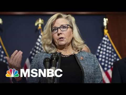 GOP Hates 'Cancel Culture,' But Is Ready To Cancel Liz Cheney