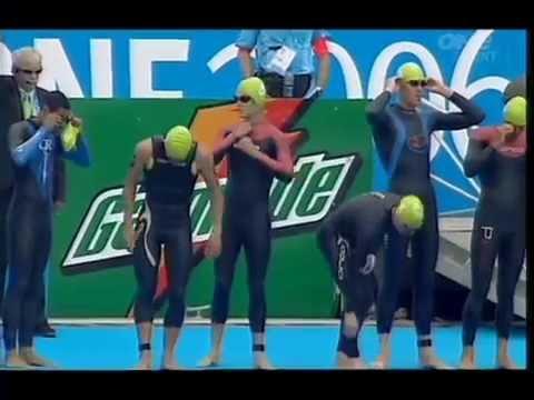 2006 Mens Commonwealth Games Triathlon Full