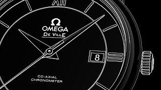 OMEGA De Ville Prestige Калібр 2500 - Керівництво Відео