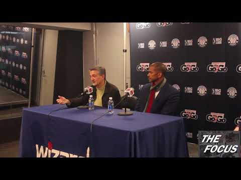 Ted Leonsis on G- league announcement