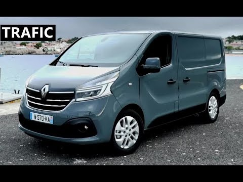 New Renault Trafic And Trafic Spaceclass 2019