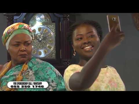AHENFIE COURT: Petrolina and Auntie Bee in Mother and Daughter