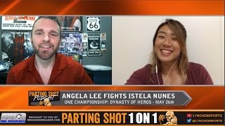 Angela Lee talks May 26th title defense, potential UFC jump & Canadian roots