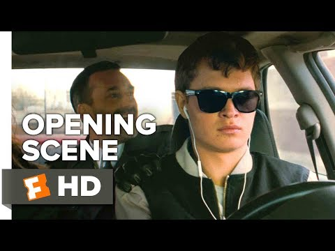 Baby Driver Opening Scene (2017) | Movieclips Coming Soon