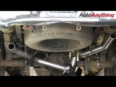 Install Flowmaster Force 2 Exhaust on a 1999 Ford F150 (98