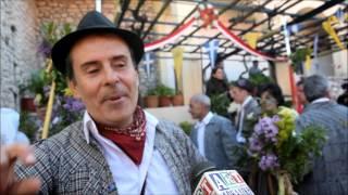 Λαϊκό δρώμενο - έθιμο του Αγιώργη στην τοπική κοινότητα Νεστάνης του δήμου Τρίπολης