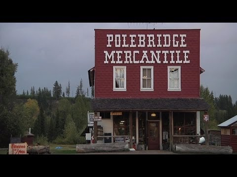 The Mercantile - Polebridge, Montana