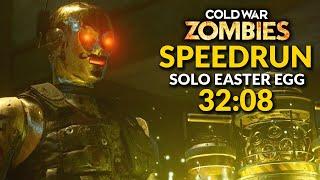 Mauer Der Toten Solo Easter Egg Speedrun - 32:08