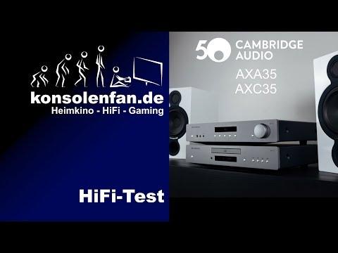 Test► Cambridge Audio AX Series