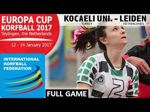 Kocaeli University Sport Club - Guest team LEIDEN