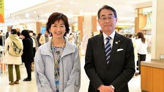 「ザ・リーダー」4月16日(日)放送 エイチ・ツー・オーリテイリング 鈴木 篤 社長