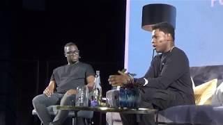 John Boyega in conversation - Part 1