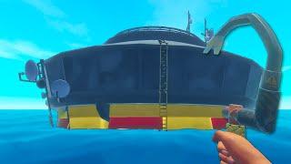 Unlocking The SURVIVAL BUNKER in Raft