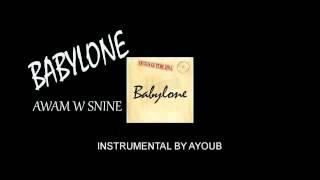 Instrumental Officiel Babylone Awam w Snine By Ayoub
